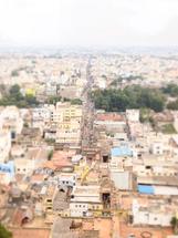 Urban Sprawl by Anubha