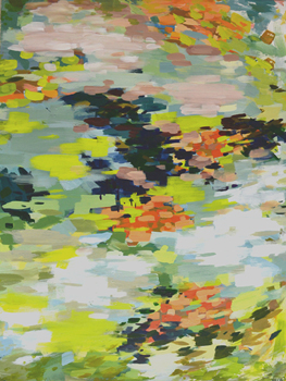 art prints - Lily Pond III by ..