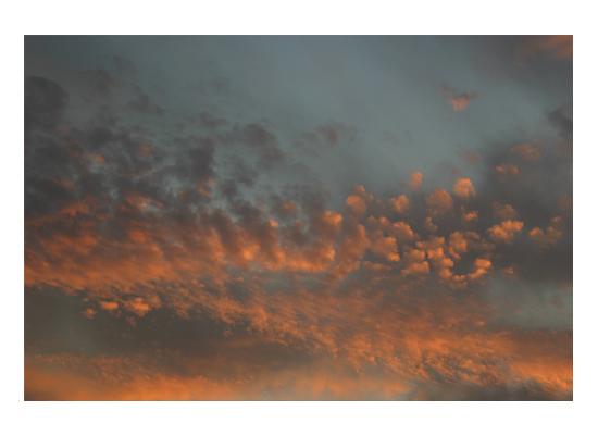 art prints - Pastel Sky by Luiza Budea