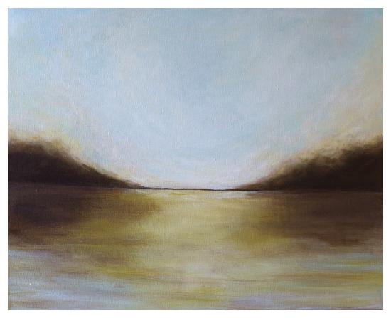art prints - Tinted Mist by Agnes Szlapka