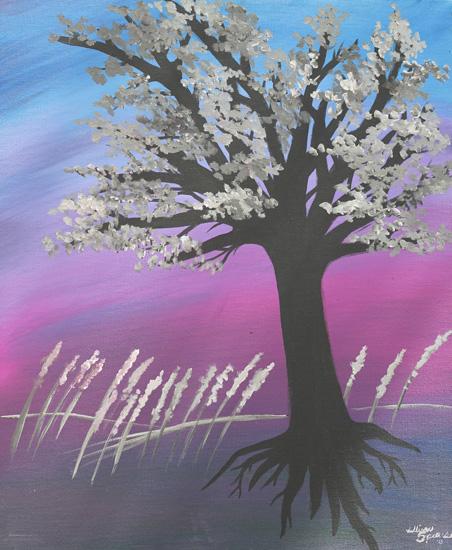art prints - Evening Whisper by Allison Spears