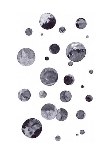 art prints - Ecliptic by Rachel Matheney