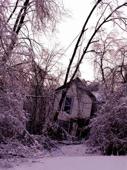 The Ice Witch House