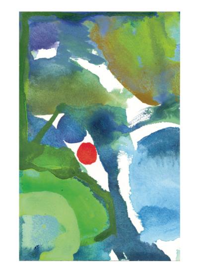 art prints - compression by Suzanne DeVicaris