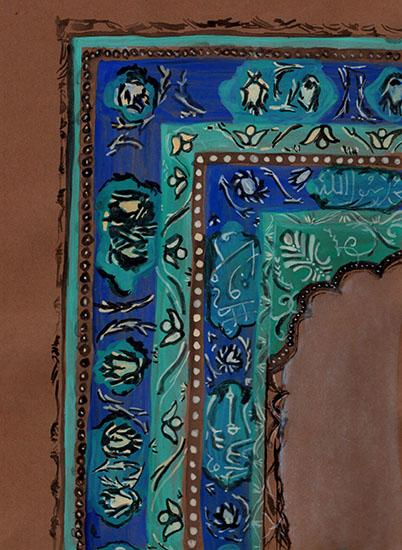 art prints - Casablanca Mirror by Alyssa Ruggieri
