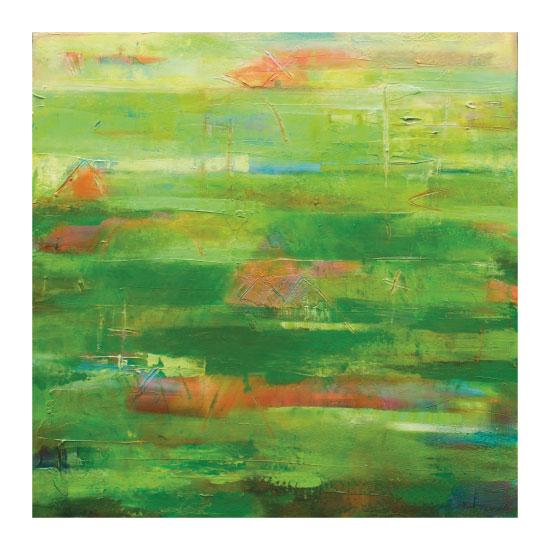 art prints - Begin Again by Sarah Diaz-Bastin