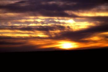 Barren County Sunset