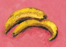 Bananas by Alice Heinrich