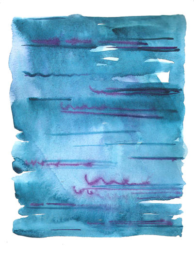 art prints - Sea by Nadiia Nemchenko