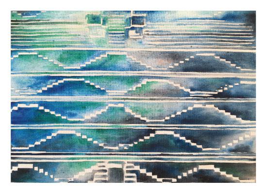 art prints - A Thousand Steps by Priya