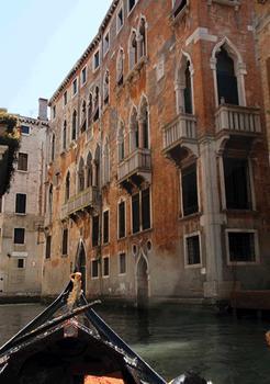 Venice by way of Gondola