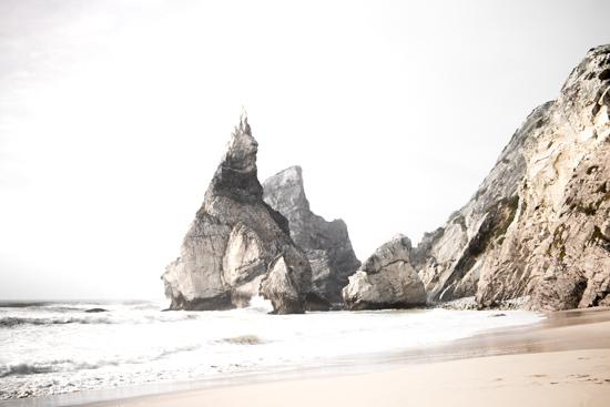 art prints - Praia da Ursa by Hi Uan Kang Haaga
