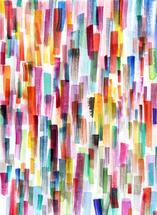 Colorful layering by Ninola Design