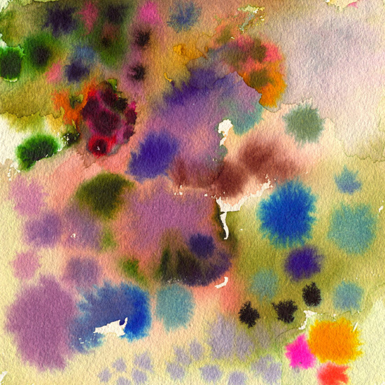 art prints - Remembering the summer in a rainy day and those colors I by Ninola Design