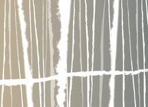 Frazzled Fence by Erica Burton
