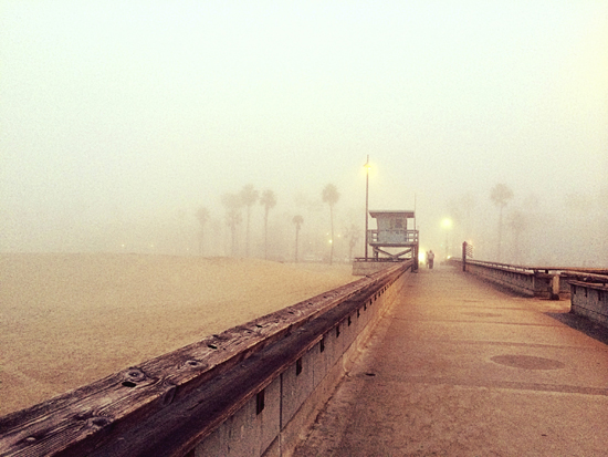 art prints - Mystic Venice Beach by Mikaela Schleis