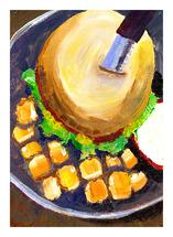Blue Plate Special by Tonya Doughty