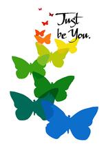 Just Be You by Tonya Doughty