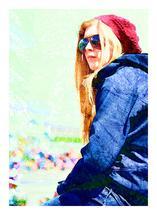 Kaleidescope Girl by Tonya Doughty
