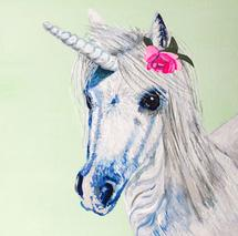 Dreamer's Unicorn by Megan Carty
