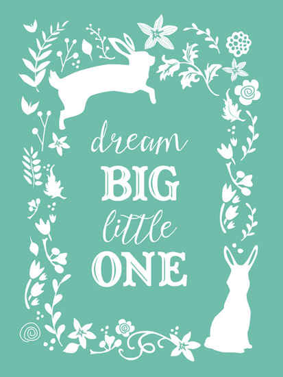 art prints - Big Dreams by Lori Lay