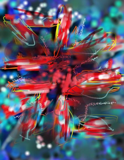 art prints - Koi Blend by Gary Lee
