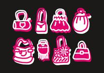 Pop Bags by Tati Vitsic