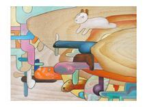 BunnyWorld by Luiza Budea