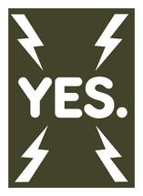YES by Annabel Linquist