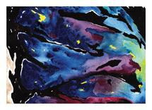 Whimsical Watercolor Bu... by JulieAnn Larson