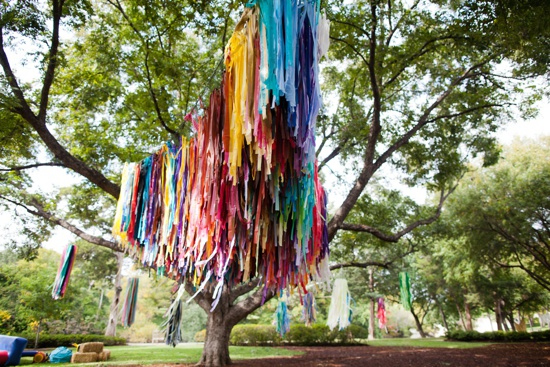 art prints - streamers at a distance by Kelly Christine