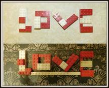 Lego Love by Deborah McClain
