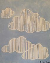 Drip Clouds by Carrie Fiorella