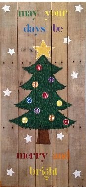 art prints - Merry and Bright by Carrie Fiorella