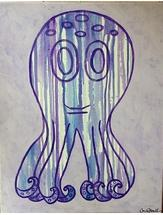 Drip Octopus by Carrie Fiorella