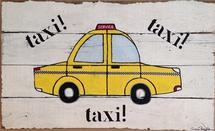 taxi! by Carrie Fiorella