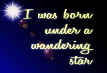 Wandering Star by Deborah McClain