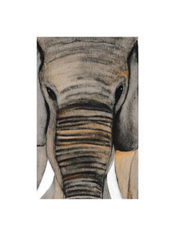 Safari Faces - Elephant