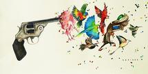 Gun Control by Robyn Briggs