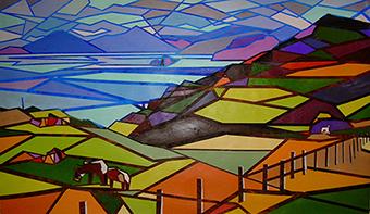art prints - Isle of Skye by Carol Lezberg Neiger