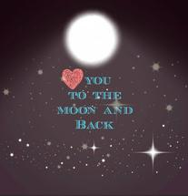 Love You to the Moon an... by Anubha