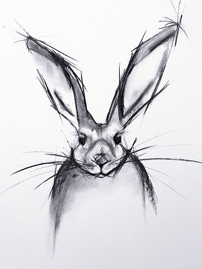 art prints - Carrot Please by Sarah Nobles