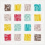 Funny Squares by Marina Markova