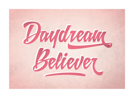 art prints - Daydream Believer by Ever Upward Studio