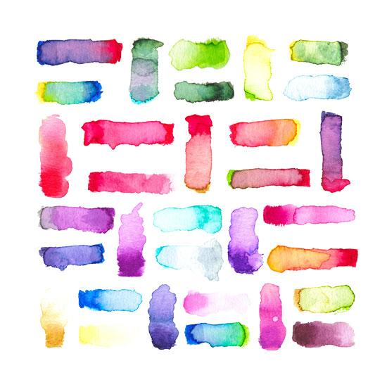 art prints - Rainbow Tracks by Carrie Pray