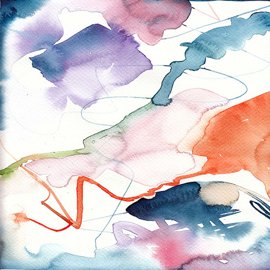 art prints - Scrawl by Alaia Cabo