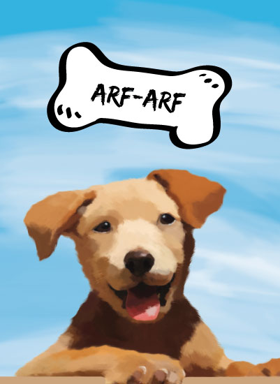 art prints - Arf-Arf by John Wynn