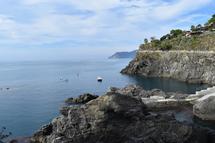 Cinque Terre Italy coas... by Beth Scanlon