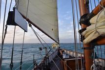 Sailing Adventure by Beth Scanlon