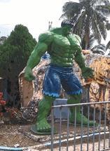 The Hulk by Leebert